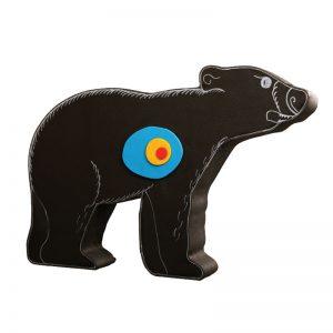 Sziluett medve